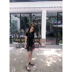 Váy Suông Pha Ren