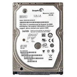 Hdd Laptop 250 Gb S-E-A-G-A-T-E - SATA
