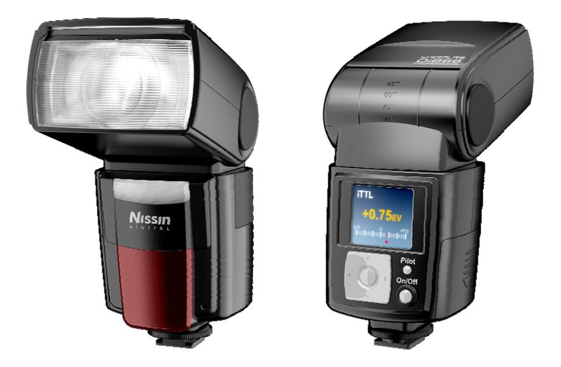 Đèn Flash Nissin Di866 Mark II For Nikon 5