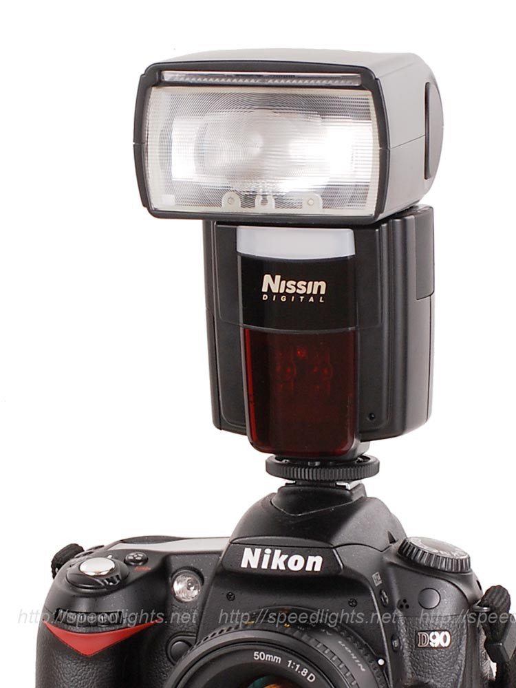 Đèn Flash Nissin Di866 Mark II For Nikon 6