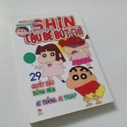 Shin - Cậu Bé Bút Chì Hoạt Hình Màu Tập 29