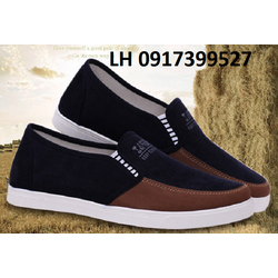 Giày lười giày mọi nam thời trang Hàn Quốc L12T2