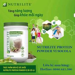 Protein socola NUTRILITE Amway