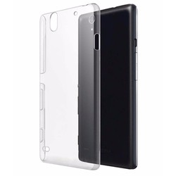 Ốp lưng silicon Sony Xperia C4 Dẻo trong suốt