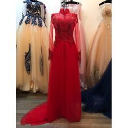 Áo dài cô dâu cách tân, giá rẻ
