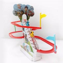 Bộ đồ chơi đường đua PAW PATROL cho trẻ
