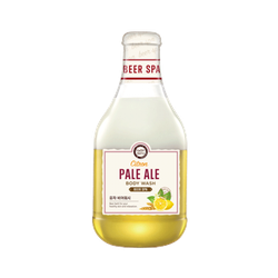 Sữa tắm Beer Spa - 300ml - Citron Pale Ale : chiết xuất bia và chanh