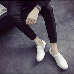 Giày lười vải cho học sinh - GN701