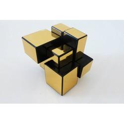 Đồ chơi Rubik Mir-two 2×2 mirror Vàng