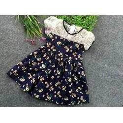 váy iu cho bé