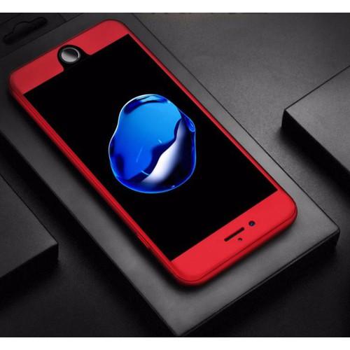 Ốp lưng giả iPhone 7 Plus Đỏ  cao cấp