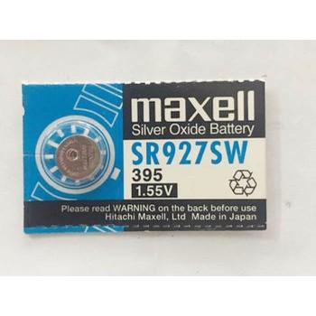 Pin đồng hồ nhật Maxell SR927SW - 395