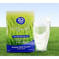 Sữa tươi dạng bột nguyên kem A2 - 1kg