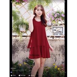 Đầm thun len mỏng AD32