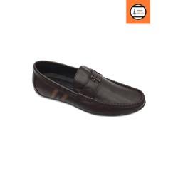 Giày lười da nam sang trọng A167