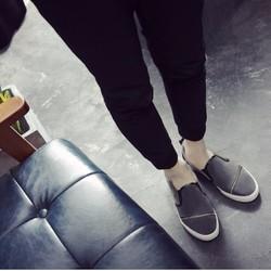 Giày lười vải cho học sinh - GN708