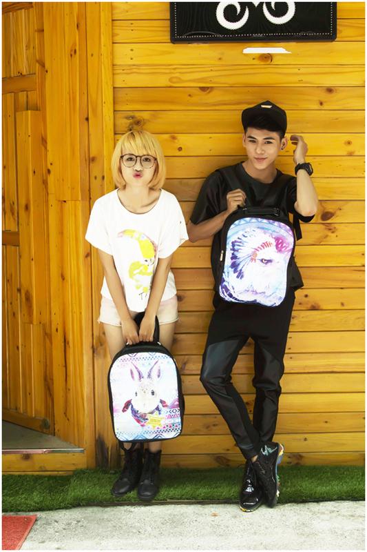 Balo Teen - Học sinh - Laptop Messi HOT - VBLST128 3