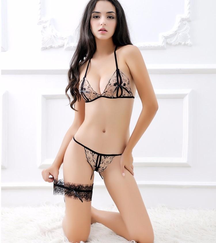 bộ đồ lót sexy trong suốt dl331 3