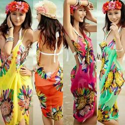 áo váy đi biển