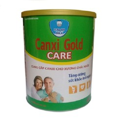 Sữa bột Canxi Gold Care 400g dành cho người già