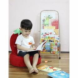 Kệ sách di động cho bé - KS00I