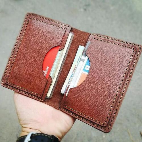 Ví đựng thẻ ATM, ví đựng giấy tờ, ví đựng name card da bò handmade - 4343937 , 6002360 , 15_6002360 , 360000 , Vi-dung-the-ATM-vi-dung-giay-to-vi-dung-name-card-da-bo-handmade-15_6002360 , sendo.vn , Ví đựng thẻ ATM, ví đựng giấy tờ, ví đựng name card da bò handmade