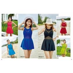 Váy bơi duyên dáng - hàng Quảng Châu cao cấp