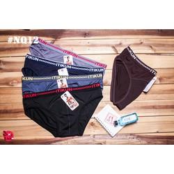 Combo 4 quần lót nam giá siêu tiết kiệm