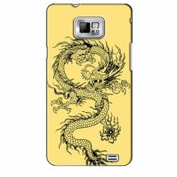 Ốp lưng Samsung Galaxy S2 - Dragon 03
