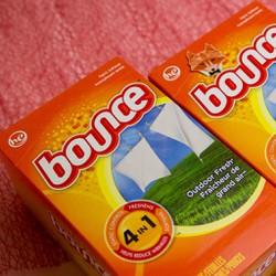 Giấy thơm Bounce Canada 160 tờ