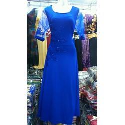 Đầm trung niên HR136