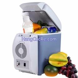 Tủ lạnh mini di động 7.5L cho xe ô tô