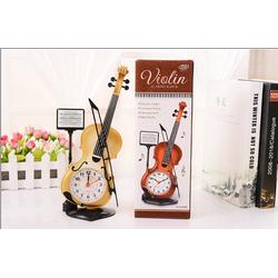 Đồng Hồ Báo Thức Đàn Violin với Bản Nhạc