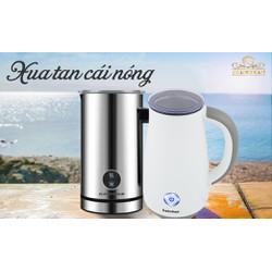 Combo máy pha cafe cappuccino Kahchan