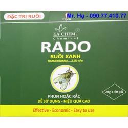 Thuốc đặc trị ruồi, chuyên diệt ruồi,hiệu quả cao nhất