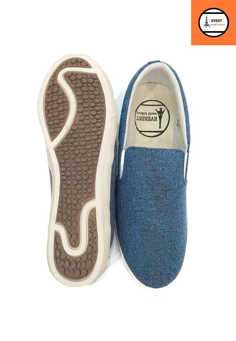 Giày vải nữ thời trang cá tính B67 5