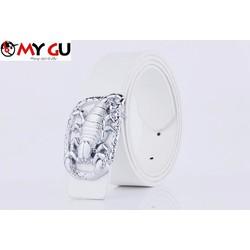 Thắt lưng thời trang phong cách TL33 - Màu trắng