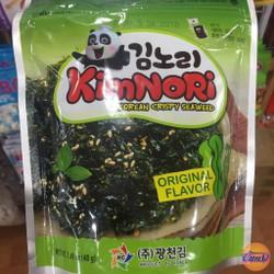 Snack rong biển Kimnori vị truyền thống