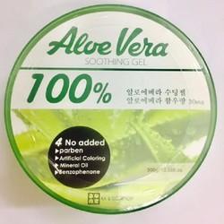 Gel nha đam Aloe Vera 100 RaGoori
