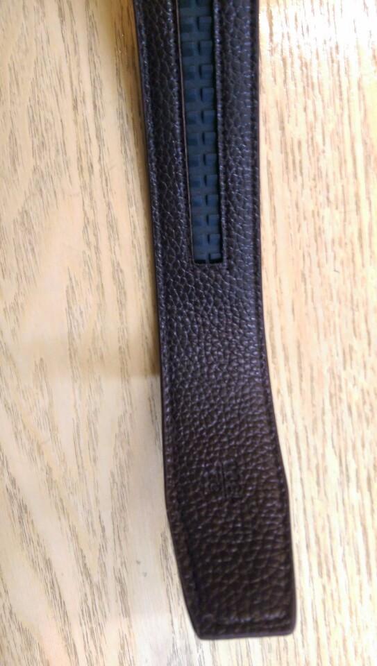 Thắt lưng nam khóa lăn Caro 4