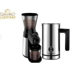 Combo Máy xay cà phê và máy pha trà sữa chuyên cho Quán Kahchan