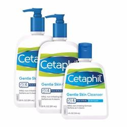 Sữa rửa mặt Cetaphil Gentle Skin Cleanser 118ml