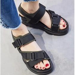 SD228G - Giày sandal quai dù Phong Cách Hàn Quốc - Doni86