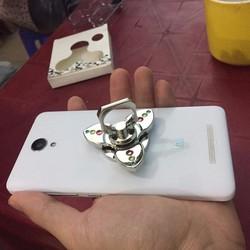 spinner kiêm óp lưng cho điện thoại