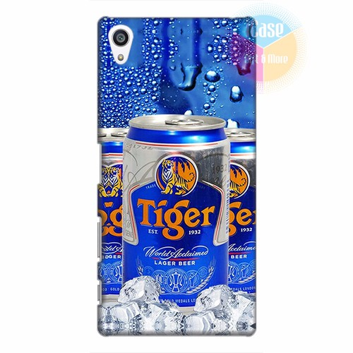 Ốp lưng Sony Xperia Z5 Premium  in hình Beer Tiger
