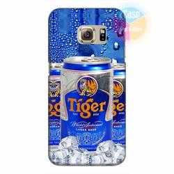 Ốp lưng Samsung Galaxy S7 Edge in hình Beer Tiger