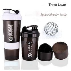 Bình Lắc Shaker Tập Gym Spider