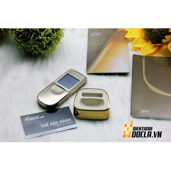NOKlA 8800 Sirocco Gold
