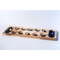 Trò chơi ô ăn quan | Đồ chơi gỗ trí tuệ