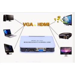 Bộ chuyển đổi tín hiệu từ VGA ra HDMI